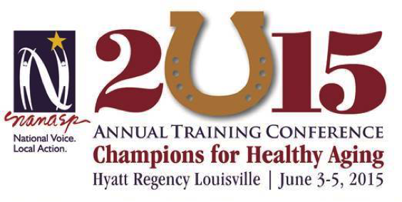 2015 Annual Training Conference Logo